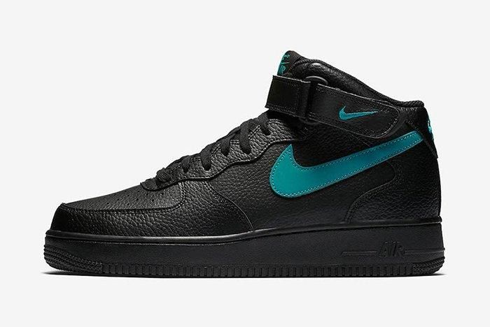Nike Air Force 1 Mid Reflective Swoosh Pack 1