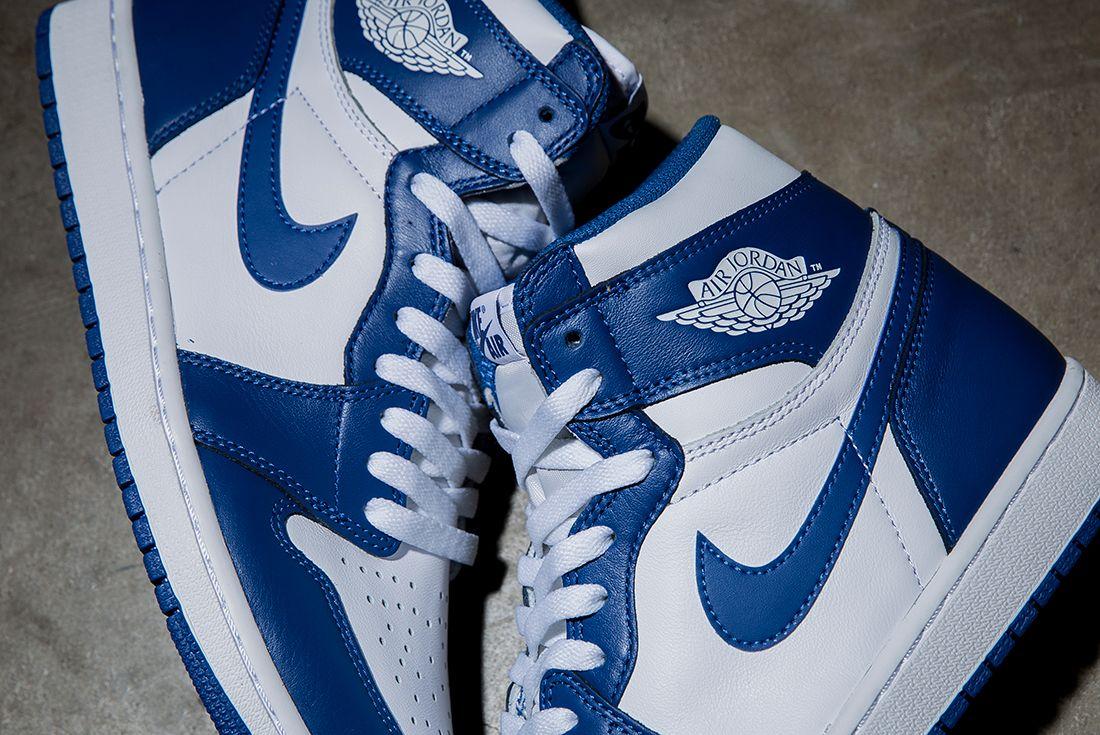 Air Jordan 1 Storm Blue4