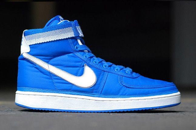 Nike Vandal Supreme Blue Profile 1