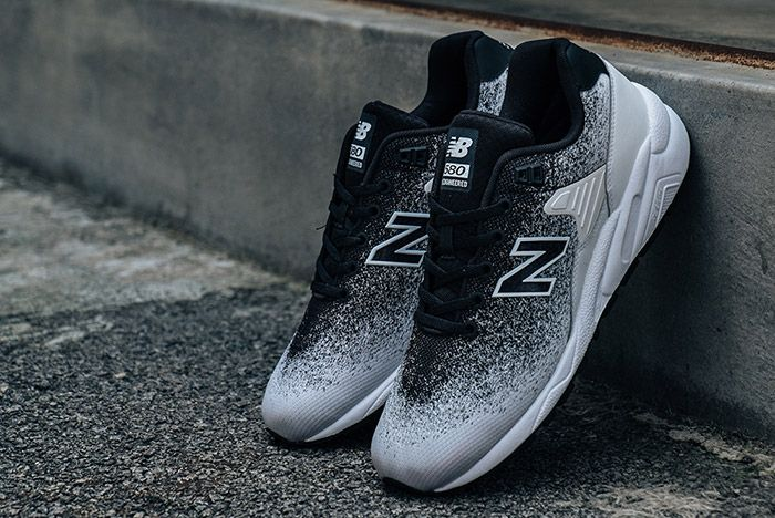 New Balance Mrt 580 Reengineered Knit Black 1