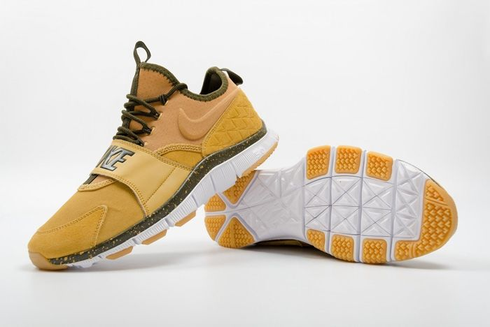 Nike Free Ace Lthr Haystack 7