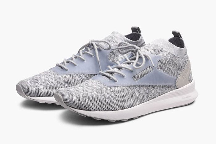 Reebok Zoku Runner Ultraknit White Grey