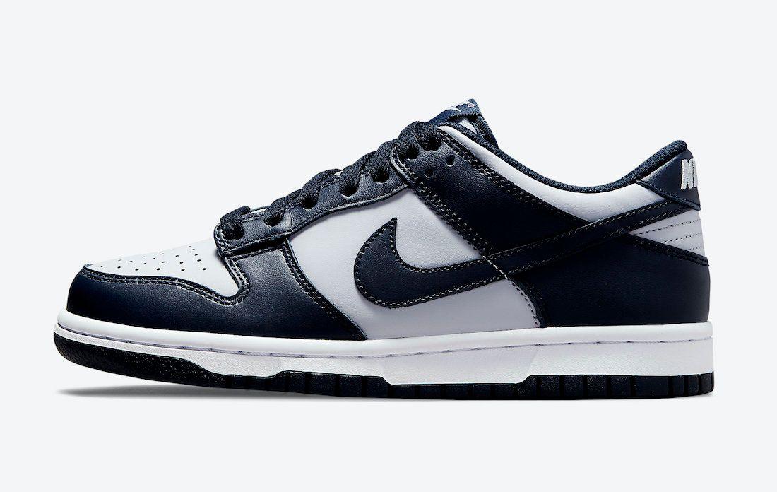 Nike Dunk Low Georgetown Hoyas
