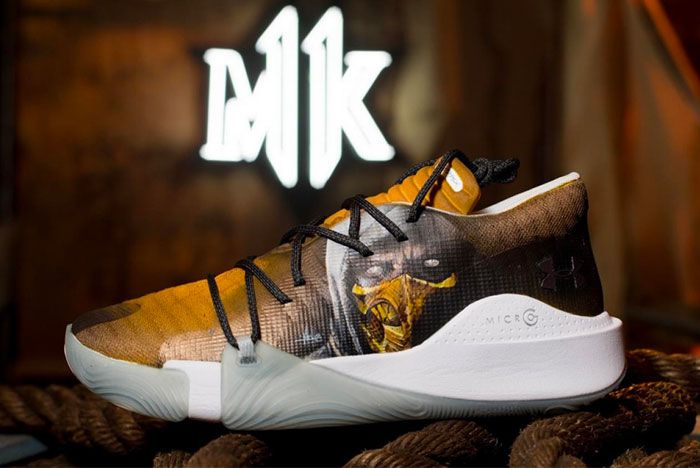 Under Armour Mortal Kombat Release Date
