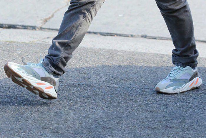 Kanye Hits La In New Yeezy Wave Runner 5