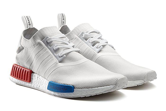 Adidas Nmd R1 Pk White Og14