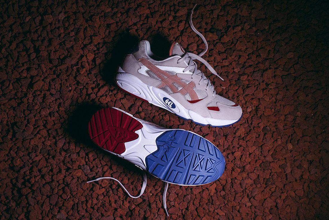 Ronnie Fieg X Asics Gel Diablo Sneaker Freaker 1