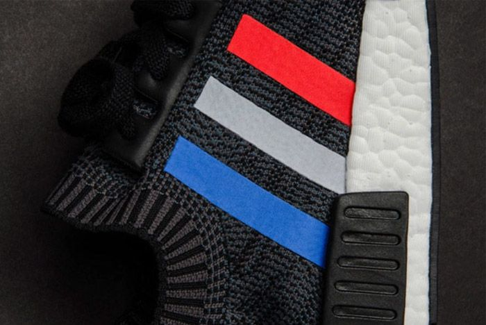 Adidas Nmd Tri Colour Black 3