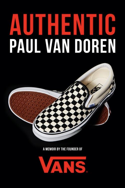 Paul Van Doren Authentic Book