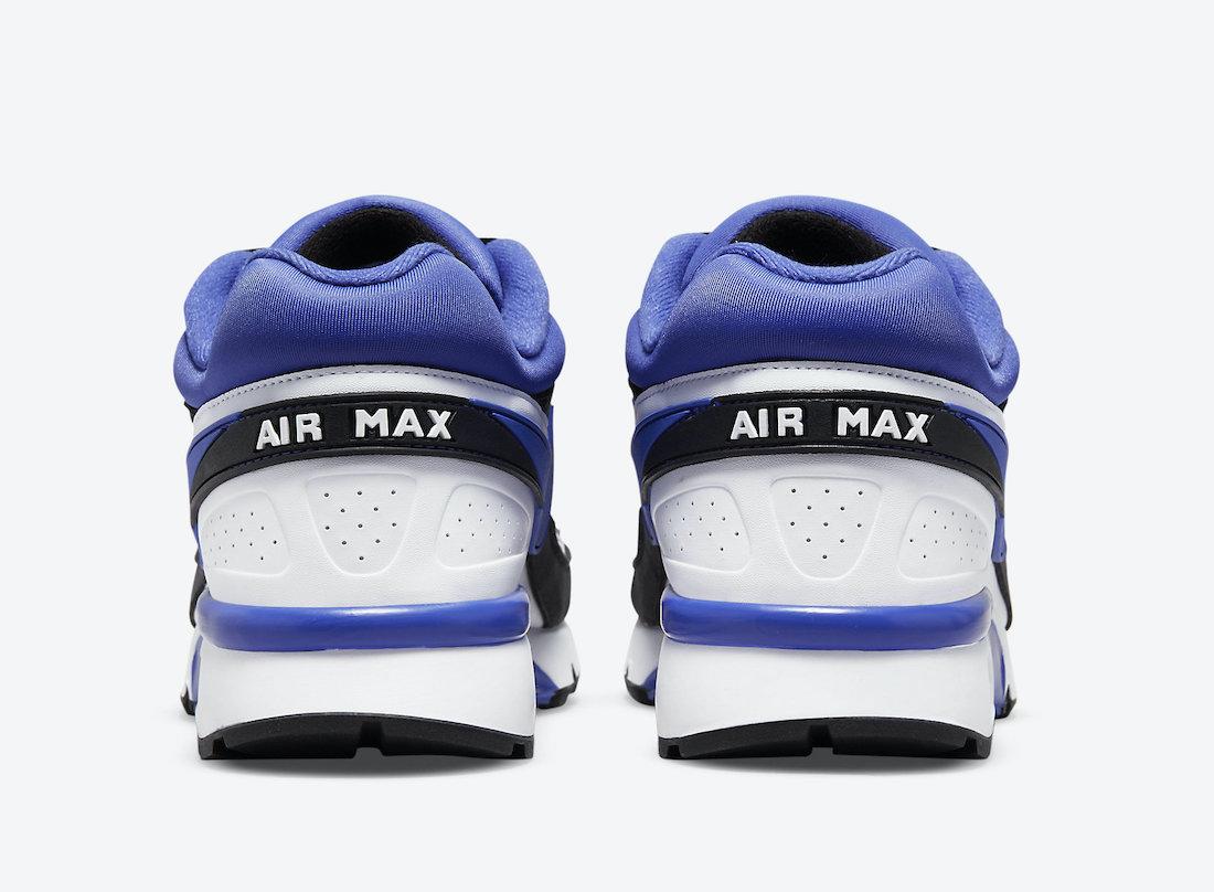 Nike Air Max BW Persian Violet 2021 Retro
