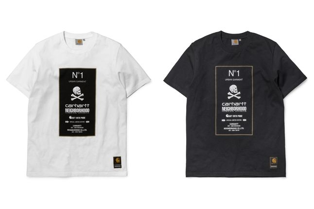 Neighbourhood Carhartt Wip 2014 Capsule Collection Product Shots 2