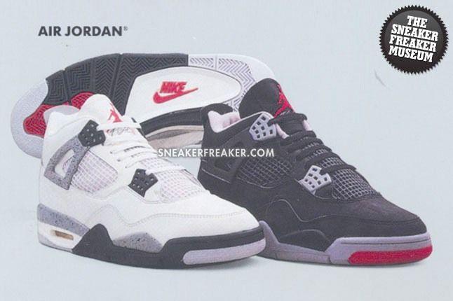 Air Jordan Iv 1