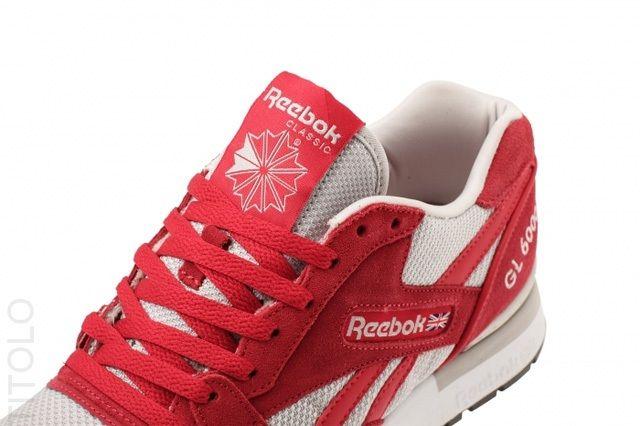 Reebok Gl 6000 Red Steel 2