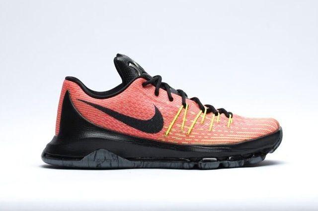 Nike Kd8 Total Orange 2
