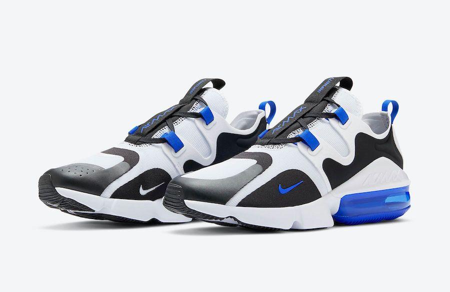 Nike Air Max Infinity Game Royal Angled