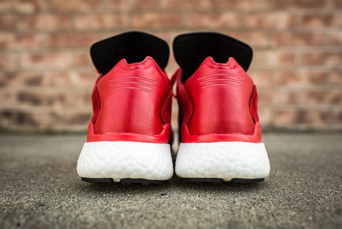 Adidas Busenitz Pure Boost Red4
