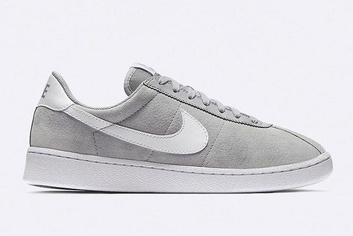 Nike Bruin Suede Grey 2