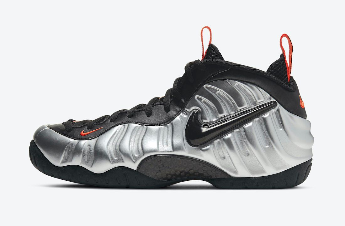 Nike Air Foamposite Pro Halloween