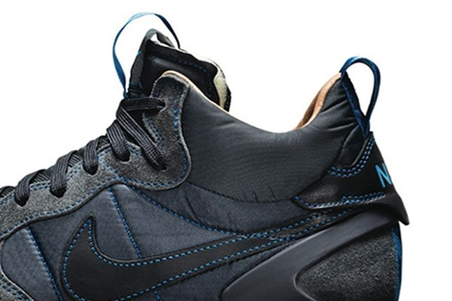 Nike Lunar Solstice Mid Sp White Label Pack Navy Ankle Collar 1