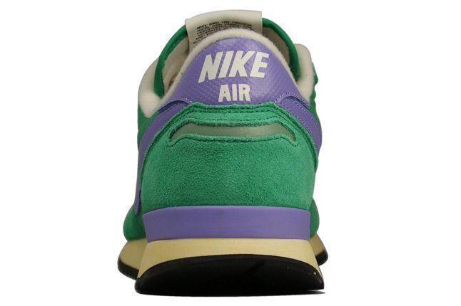 Nike Air Vortex Vntg Stadium Green Side Heel 1