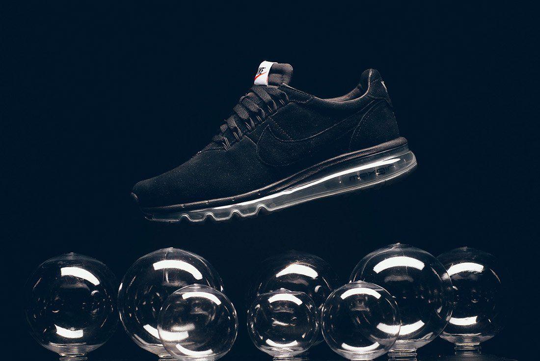 Nike Ld Zero Suede Navy Black 1