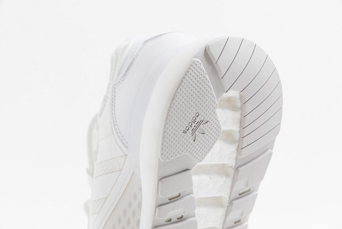 adidas ZX 2K BOOST hype dc white