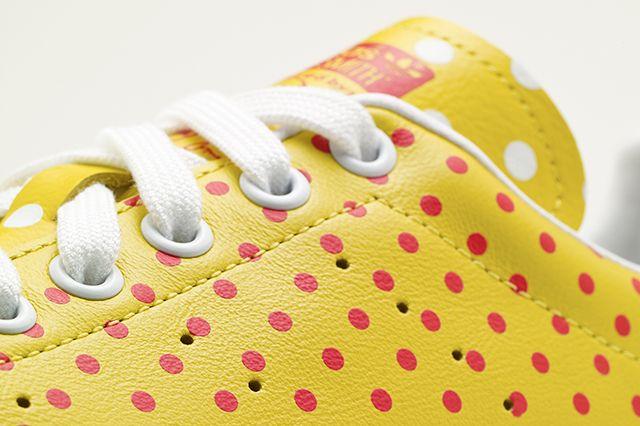 Adidas Pw Stan Smith Yellow B25401 2