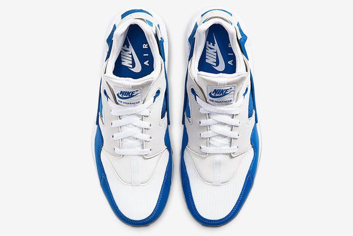 Nike Dna Series 87 X 91 Air Huarache Sport Royal Top