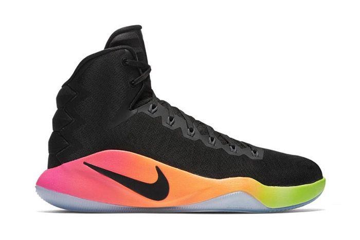 Nike Hyperdunk 2016 Unlimited Black Volt 2