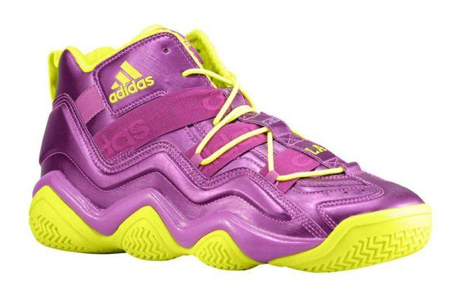 Adidas Top Ten 2000 Pack Lakers Quater 1