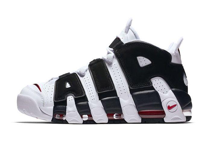 Nike Air More Uptempo Chicago Bulls Scottie Pippen 6