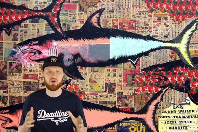Foamer Simpson Reviews Puma Sharkbait 1