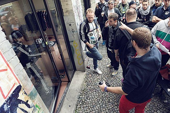 Bape Adidas Germany Launch 14 1