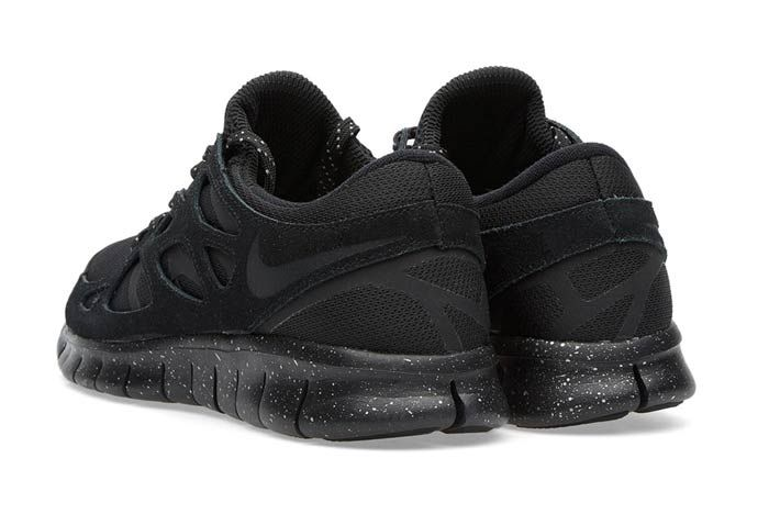 Nike Free Run 2 Oreo3