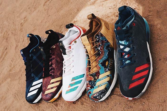 Adidas Baseball Legends Pack 6