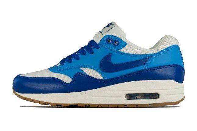 Nike Air Max 1 Vntg Blitz Blue Side 1