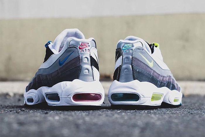 Nike Air Max 95 Greedy 2 0 Heel