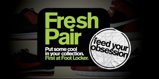Foot Locker Feed Your Obsession 2