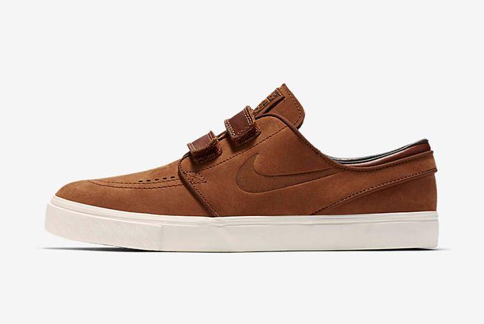 Nike Stefan Janoski Baroque Brown 1