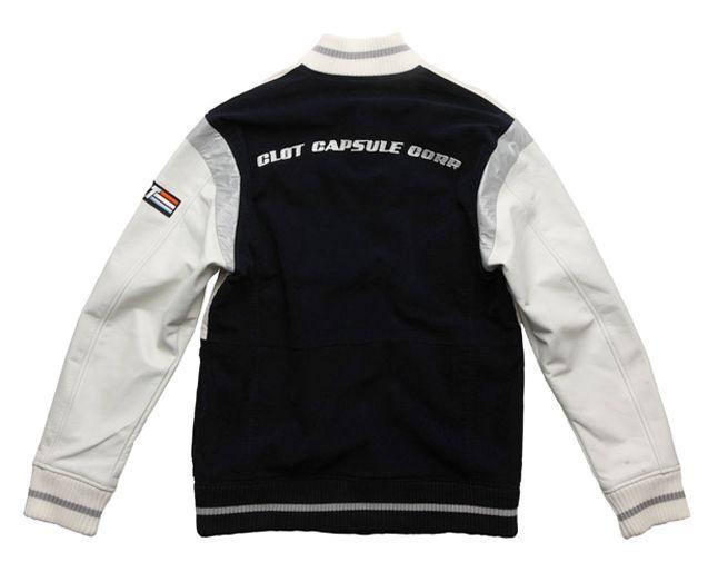 Clot Fdtd Jacket White Rear 1