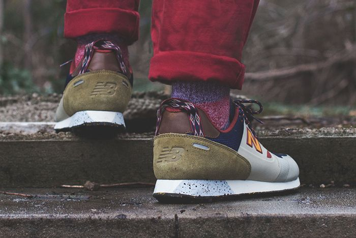 Extra Butter X New Balance Trailbuster Re5
