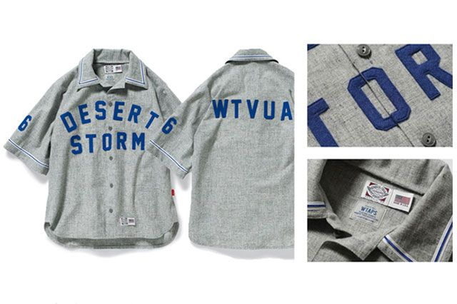 Wtaps Ebbets Capsule Collection 2