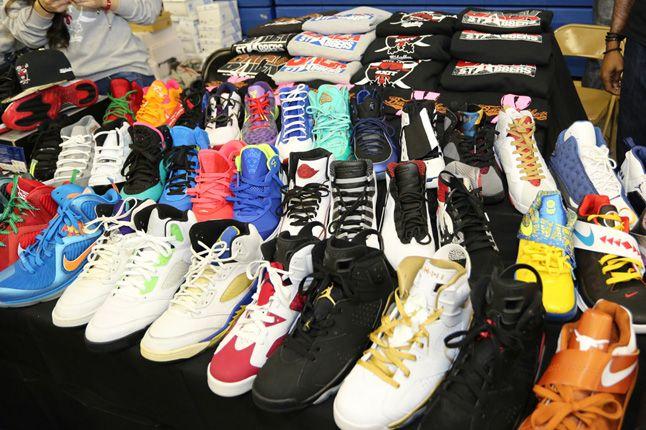 Sneaker Con Charlotte Nike Basketball 1
