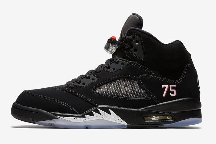Air Jordan 5 Psg Paris Saint Germain 2
