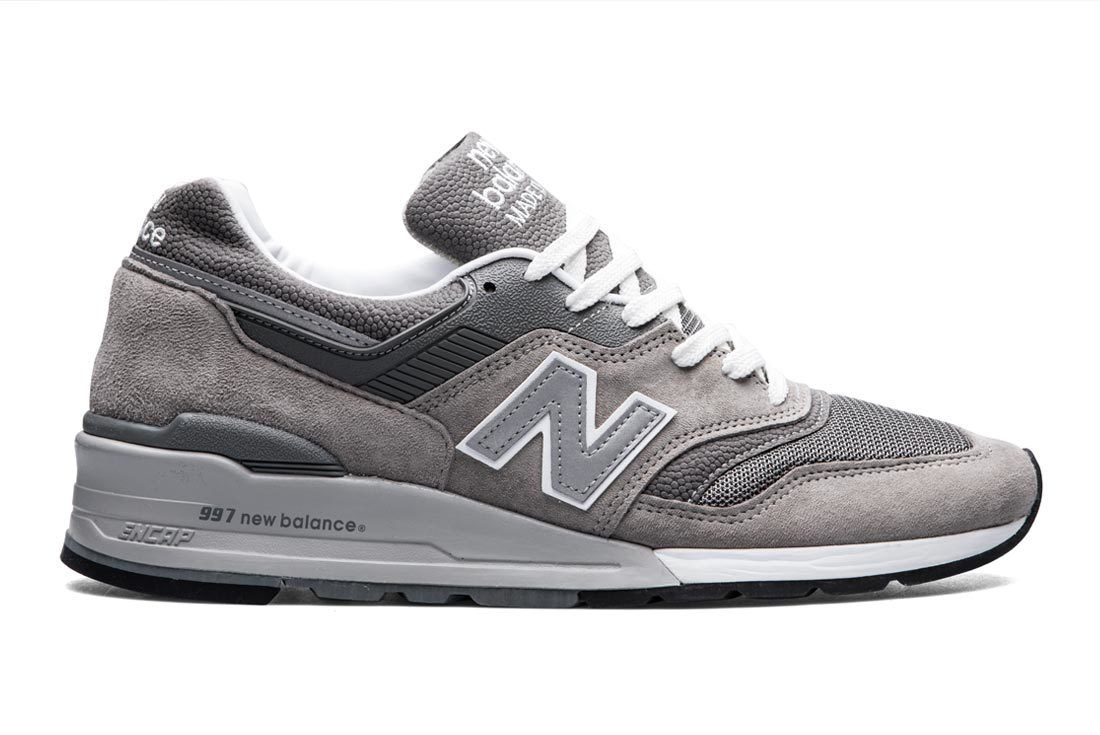 New Balance 997 History Grey 3