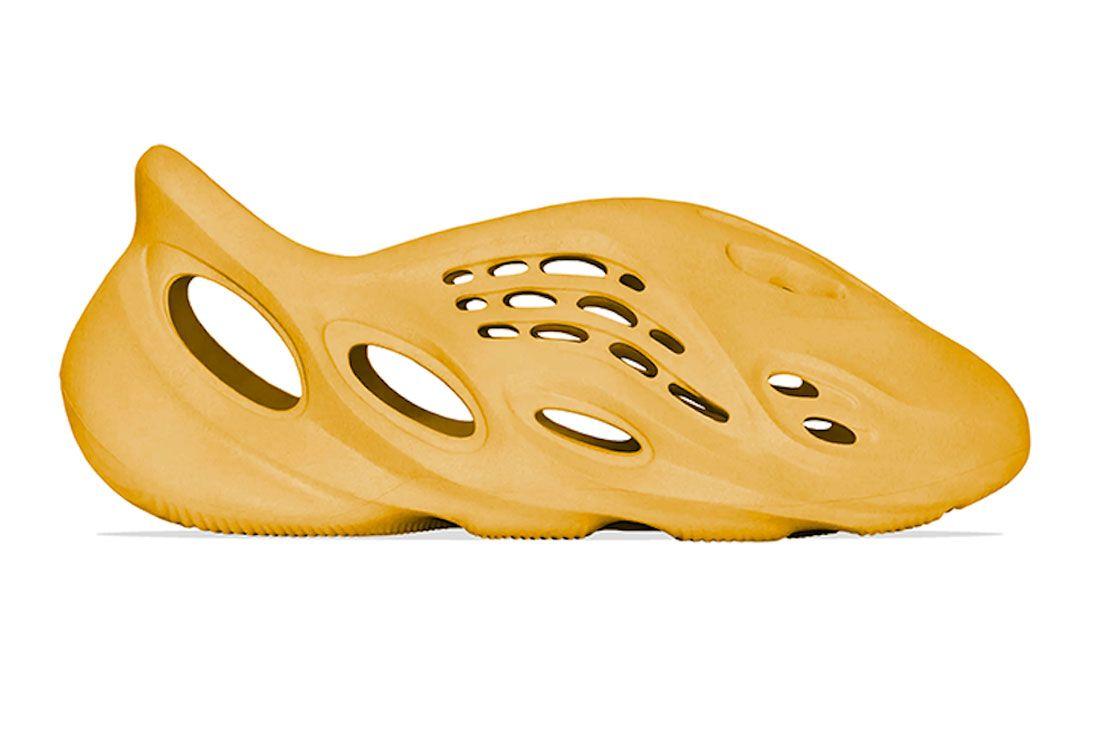 """adidas Yeezy Foam Runner """"Ochre"""""""
