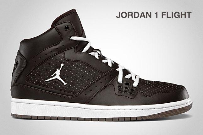 Jordan 1 Flight Brown 1