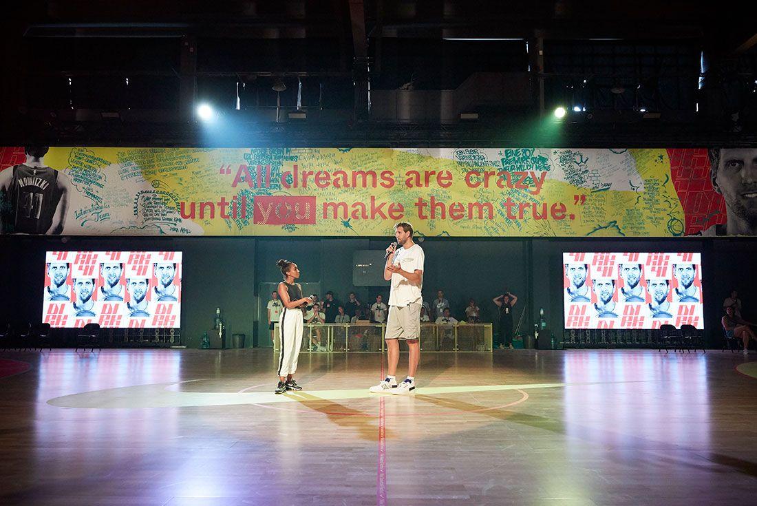 Nike Basketball Festival Event Getty7