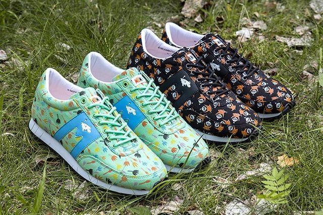 Sneakersnstuff Moomin Karhu Albatross Pack 3