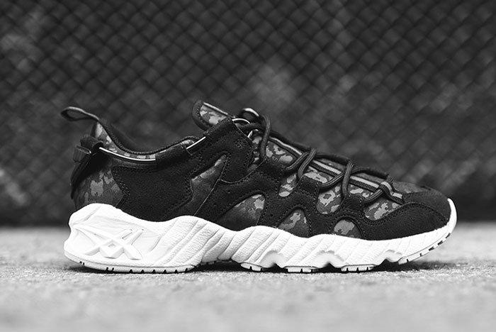Mita Asics Gel Mai Black Thumb